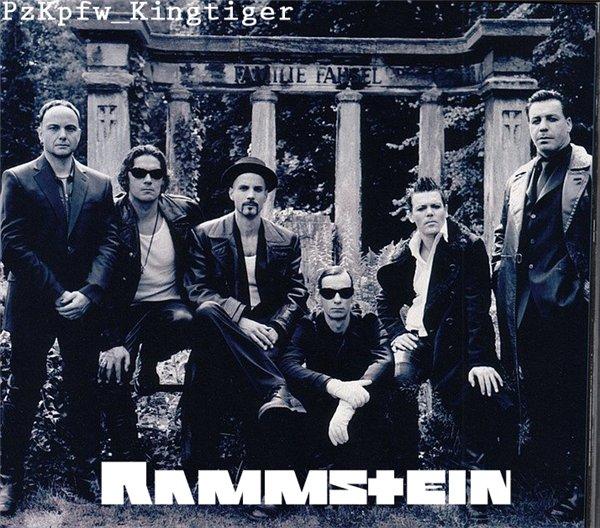 Rammstein mutter [ksl edition] (2001 reedition) альбом [flac.